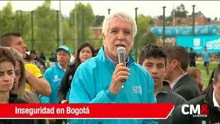 Download lagu Qué pasa con la seguridad en Bogotá MP3