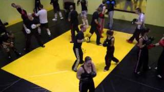 Hastings Kickboxing Academy. Open Club Sparring. (hka)