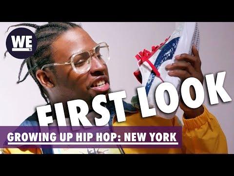 Growing Up Hip Hop: New York 👀First Look!