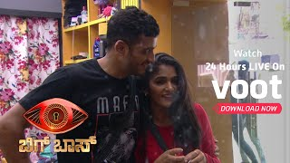 Bigg Boss Kannada S8 | Cute Moments | Now Streaming on Voot