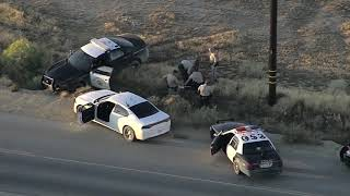 10/02/19: Stolen CHP Cruiser Goes Off-Roading - Unedited