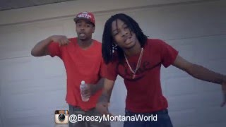 Jrdaproducer - Im Da Man ft. Breezy Montana Prod By @Jrdaproducer (UnOfficial Video) @BreezyMontana_