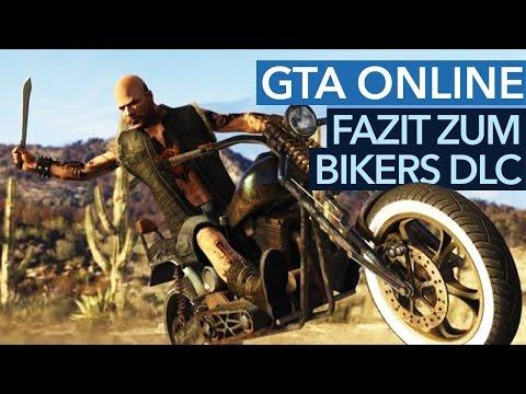GTA Online - Das Steckt Im Neuen Bikers-DLC (Fazit)