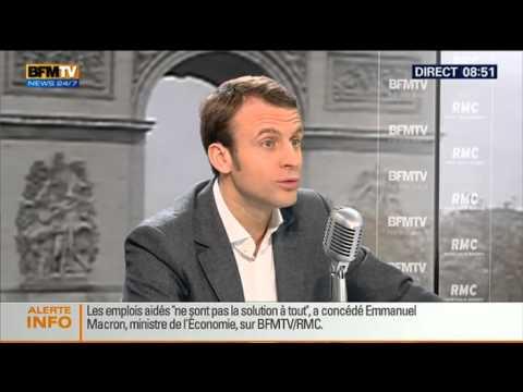 Bourdin Direct: Emmanuel Macron - 07/11