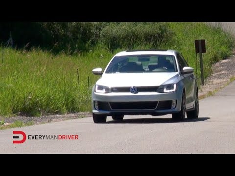 How Fast 0-60 mph: 2014 Volkswagen Jetta GLI on Everyman Driver