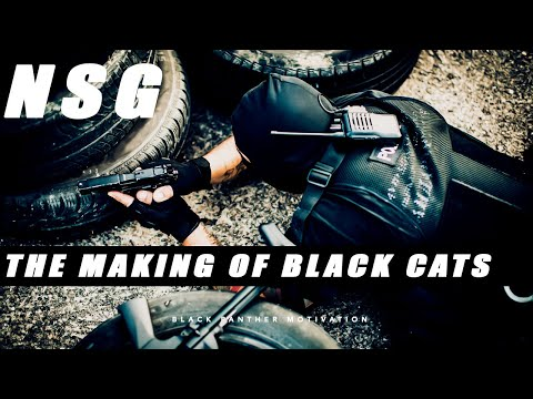 Indian Army NSG Commando Training - The Making of Black Cats ( NSG ) - 2017