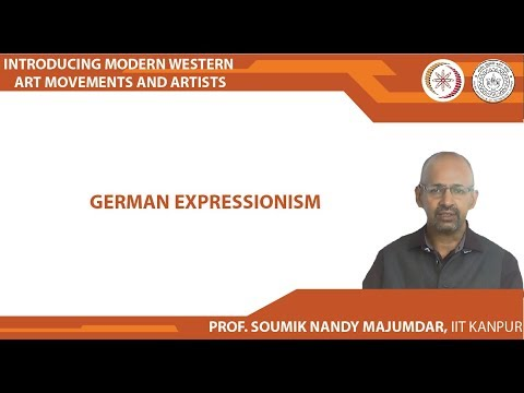 Lecture-10: German Expressionism
