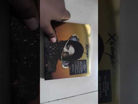Michael Jackon Xscape Deluxe Edition Unboxing