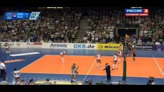 Волейбол ЧЕ Женщины Россия Германия Финал 14 09 2013 + награждение(, 2013-09-15T10:44:38.000Z)