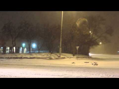 Montreal Road at Midnight-Ottawa-2015