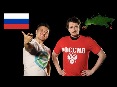 Geography Now! RUSSIA