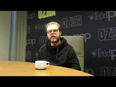 Elden Henson talks The Mighty Ducks  Pt 1  Oz Comic Con Melbourne 2017