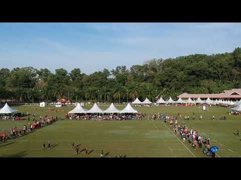 KLHG-KL HIGHLAND GAMES 2019 BUKIT KIARA EQUESTRIAN CLUB : AERIAL VIEW