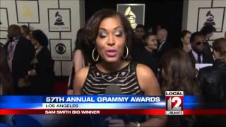 Video Sam Smith wins 4 Grammys, Beck takes home album of the year download MP3, 3GP, MP4, WEBM, AVI, FLV Juli 2018