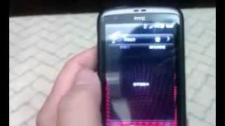 2011/11/11客戶HTC Desire改Sensation XE Beats Audio影片A1