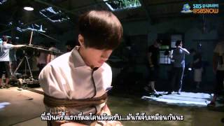Repeat youtube video [Thaisub][HD]130806 Infinite L The Master's Sun making