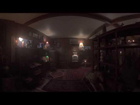 Проклятие Аннабель-3 – комната артефактов Уорренов / видео 360