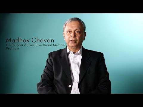 Getting millions to learn: Interview with Madhav Chavan of Pratham