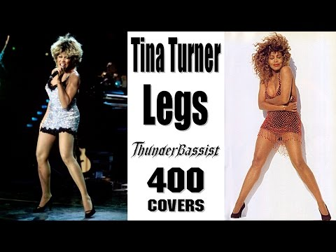 Legs - Tina Turner, free style bass cover
