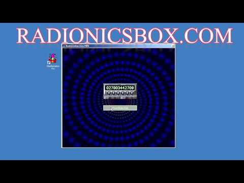 Manifestation Pro Video Tutorial Part 2 Radionics Software Program Operation How To
