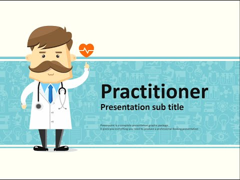 doctor powerpoint animated template youtube