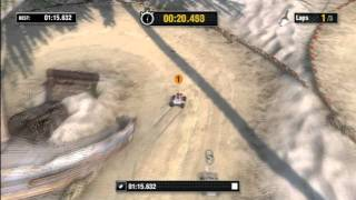 MotorStorm RC (PS3) Single Player Gameplay
