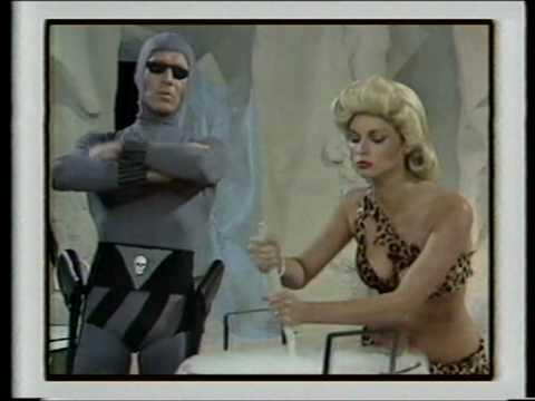 Paul Hogan as THE PHANTOM  GHOST WHO WALKS
