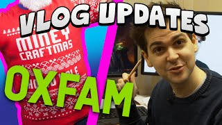 Vlog Update! - Back from Blizzcon, Jumpers & Oxfam Thanks!