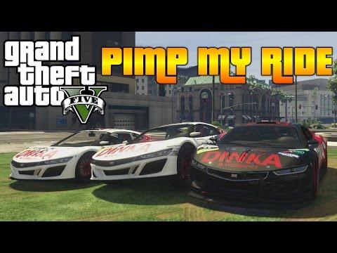 GTA 5 - Pimp My Ride #113   Dinka Jester (Racecar)   Car Customization Competition!