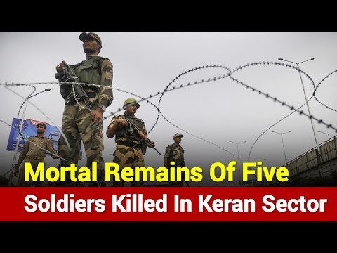 J-K | Five Soldiers Killed As Army Foils Infiltration Attempt | News Nation