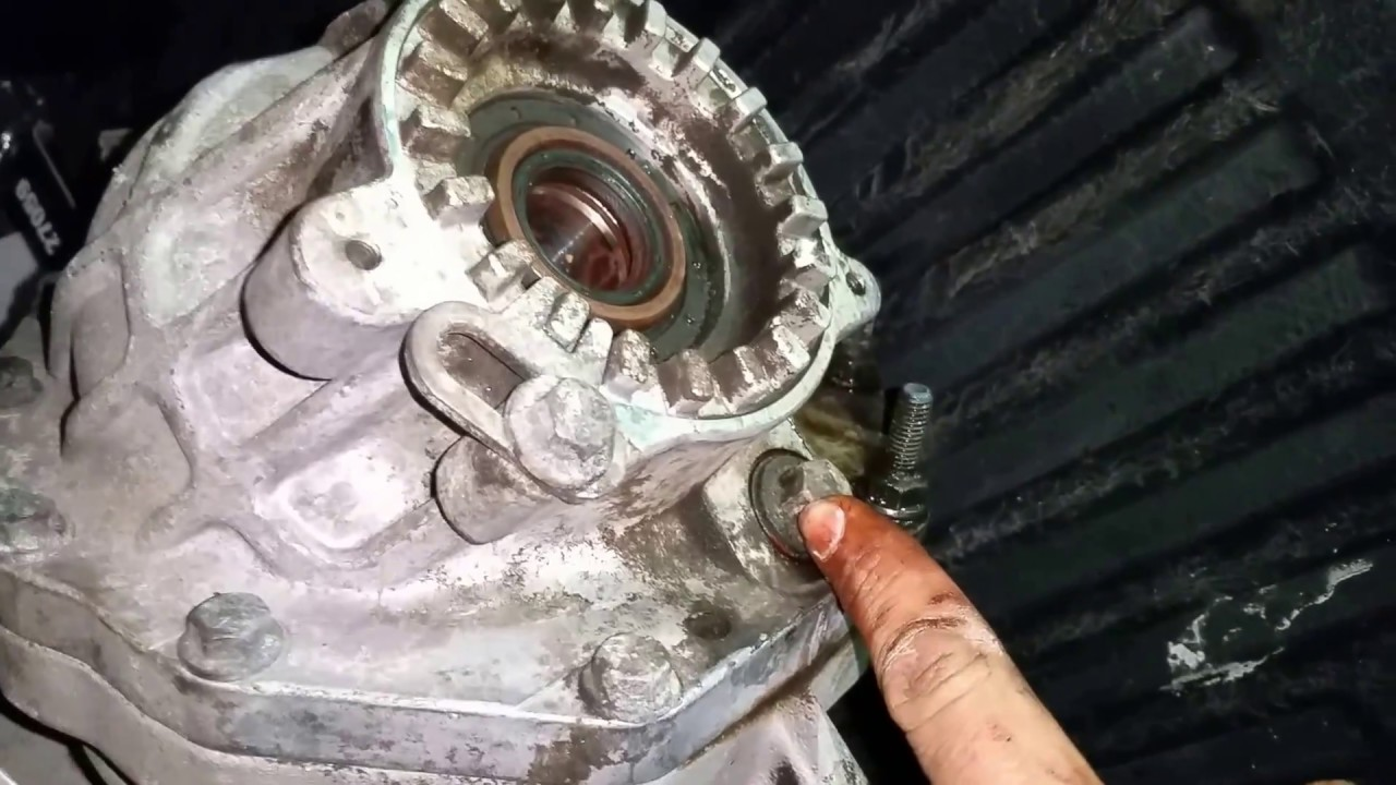 2005 volvo xc90 2 5t angle gear part-3
