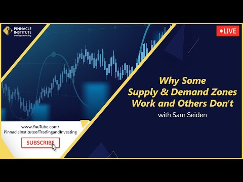 Why Some Supply & Demand Zones Work and Others Don't: February 5th, 2021