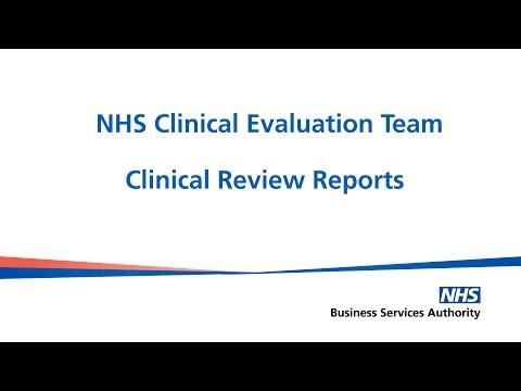 CET Event December 2016 – Video 4 – Dr Naomi Chapman – Clinical Evaluation Team