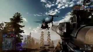 Battlefield 4 Montagem - Matador de Passarinho