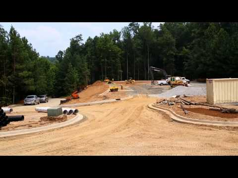 2015 07 29 Mill Springs Academy Construction