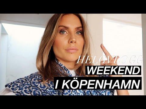 PHOTOSHOOT AND WEEKEND IN COPENHAGEN