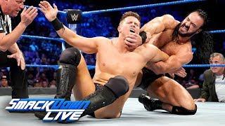 The Miz vs. Drew McIntyre: SmackDown LIVE, June 11, 2019