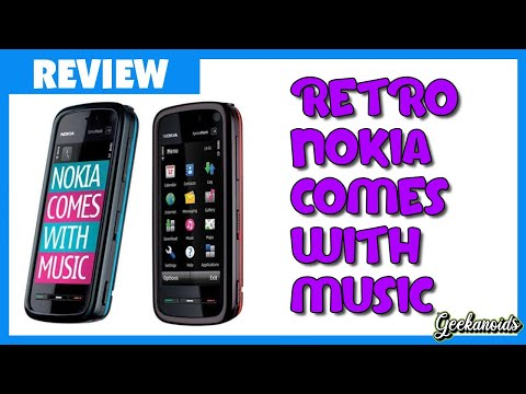 Nokia 5800 XpressMusic Mobile Phone Review HD