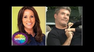 Loose Women: Simon Cowell interview INTERRUPTED by unexpected guest