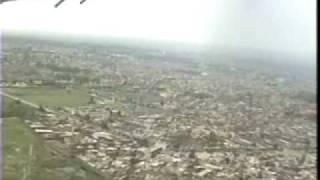 Islamabad - Gilgit Takeoff イスラマバード 〜 ギルギット