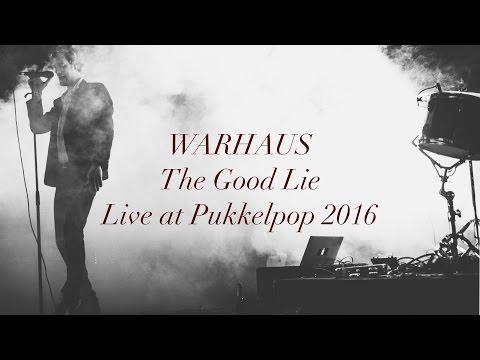 Warhaus - The Good Lie (Live at Pukkelpop 2016)