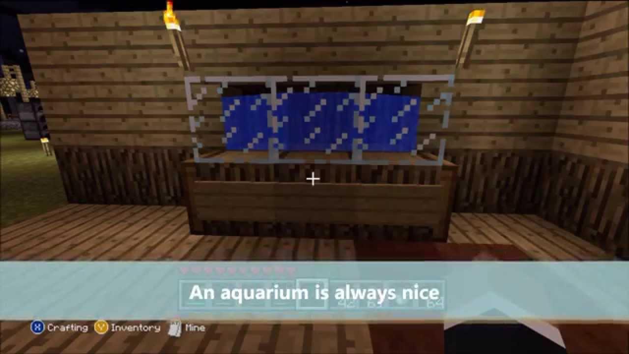 Minecraft Xbox 360 Edition Furnishing Tips YouTube