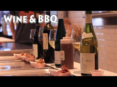 wine article Memorial Day BBQ Wines for you