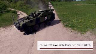 Større og stærkere: Her er Forsvarets nye ambulancer