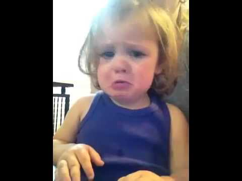 Baby crying over feels like home song Emotional