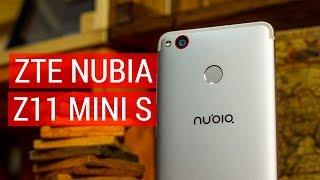 ZTE Nubia Z11 mini S - маленький флагман? Обзор смартфона ZTE Nubia Z11 mini S от FERUMM.COM