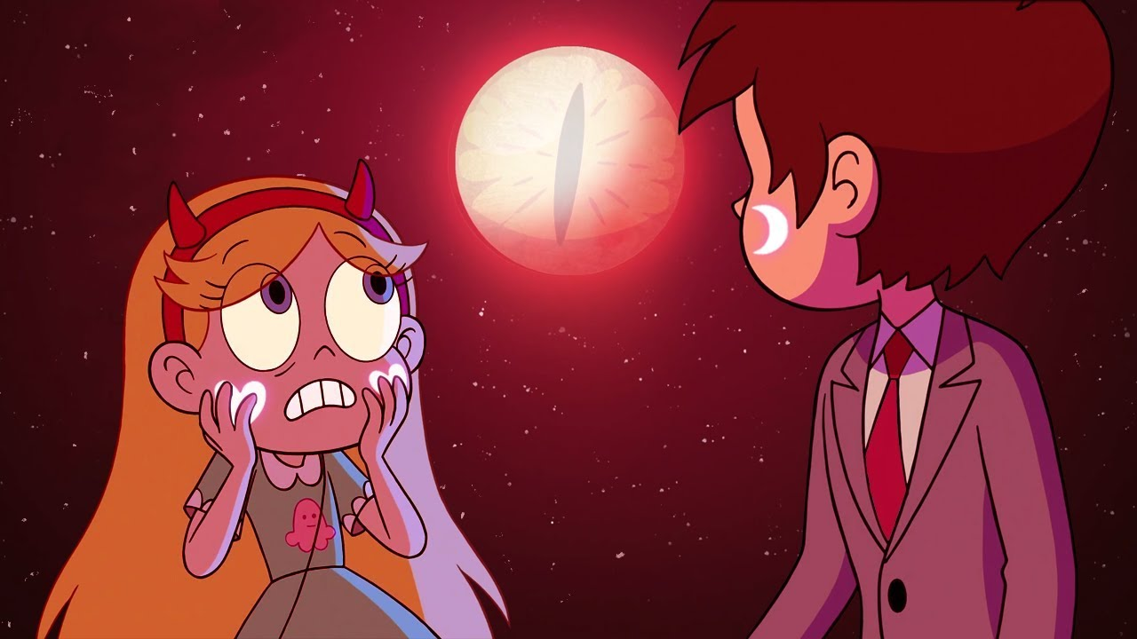 Star vs. las Fuerzas del Mal  Temporada 04 Capitulo 08 - Curse of the Blood Moon