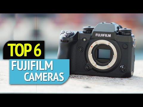 TOP 6: Fujifilm cameras 2018