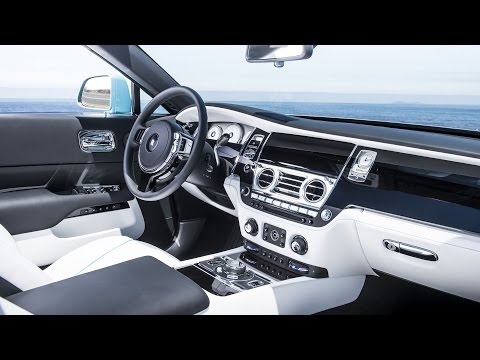 2016 Rolls-Royce Dawn - INTERIORS