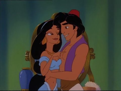 Aladdin & Jasmine:In These Arms